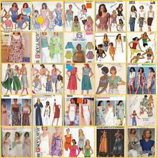 OOP Butterick Sewing Pattern Summer Separates Misses Size You Pick
