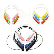 Sport Wireless Bluetooth Headset Headphone Stereo Earphone For Samsung LG
