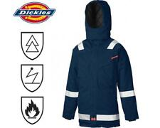 Dickies Modacrylic Parka Jacket, Flame Retardant, Antistatic - FR6202