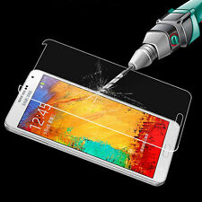 Real Tempered Glass Screen Film Protector 9H for Samsung Galaxy S3/4/5/6 Note234