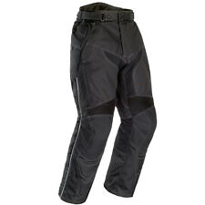 Tourmaster Mens Caliber Black Waterproof Armored Motorcycle Pants