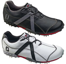 2013 FootJoy M Project Golf Shoes 55132 CLOSEOUT Black/Charcoal NEW