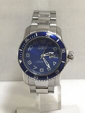 Men's Invicta 15073 Stainless Steel Pro Diver Blue Dial Watch