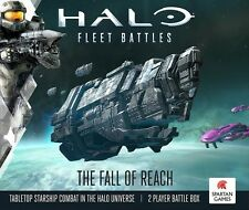 Spartan Games BNIB Halo: Fleet Battles, The Fall of Reach HFBB01