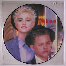 MADONNA: Open Your Heart / Lucky Star 12 (UK, pic disc, PVC sleeve) Rock & Pop