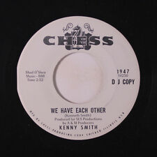 KENNY SMITH: We Have Each Other / Keep On Walkin' Baby 45 (dj) Soul