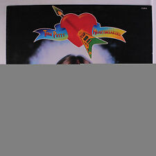TOM PETTY & HEARTBREAKERS: Tom Petty & Heartbreakers LP (Japan, insert, sl cw t
