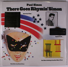 PAUL SIMON: There Goes Rhymin' Simon LP Sealed (Euro, 180 gram reissue, limited