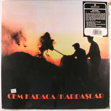 CEM KARACA: Kardaslar LP Sealed (Germany, 180 gram reissue) Rock & Pop