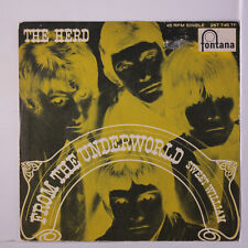 HERD: From The Underworld / Sweet William 45 (Italy, PS light sticker residue o