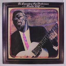 HOWLIN' WOLF: The Legendary Sun Performers LP (UK) Blues & R&B
