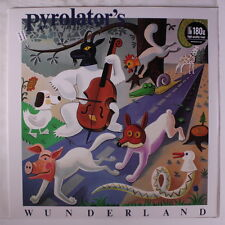 PYROLATOR: Wunderland LP Sealed (Germany, 180 gram reissue) Rock & Pop