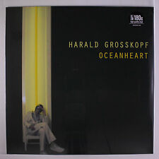 HAROLD GROSSKOPF: Oceanheart LP Sealed (Germany, 180 gram reissue) Rock & Pop