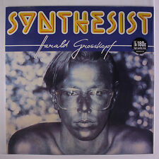 HAROLD GROSSKOPF: Synthesist LP Sealed (Germany, 180 gram reissue) Rock & Pop
