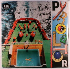 PYROLATOR: Ausland LP Sealed (Germany, 180 gram reissue) Rock & Pop