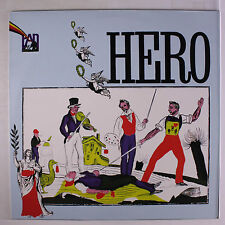 HERO: Hero LP (Germany, 180 gram pressing reissue, nearly new!) Rock & Pop