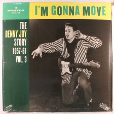 BENNY JOY: I'm Gonna Move- The Benny Joy Story Vol. 3 LP Sealed Oldies
