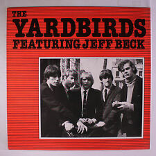 YARDBIRDS: Featuring Jeff Beck LP (UK) Rock & Pop