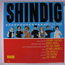 VARIOUS: Shindig With The Stars LP Oldies