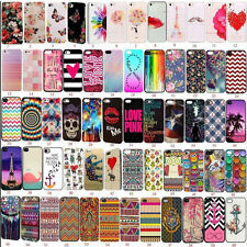 """Hot Patterned Fundas Carcasa Cover Case Protejer For Apple iPhone 4 5 5C 6 4.7"""""""