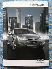 Ford Falcon FG brochure New Zealand issue April 2012