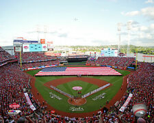 Great American Ball Park Cincinnati Reds 2015 MLB All Star Game Photo SD033