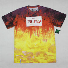 L-R-G Roots People Sublimated T-Shirt in Tangerine By LRG
