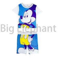 Sale Mickey Baby Boys T-shirt+Shorts Suit Kids Clothes Sets Outfits for 0-4Y D54