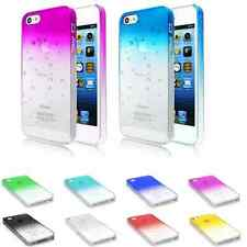 New Rain Water Raindrop Crystal Hard Case Cover Guard Skin For iPhone 5 5S SE
