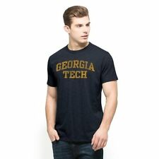 Georgia Tech Yellow Jackets '47 Brand Vintage Scrum T-Shirt - Navy Blue - NCAA