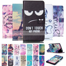 Fashion Leather Flip Wallet Case Cover For Apple iPhone 6 /6+ Plus 4/4S 5/5S/5C