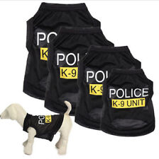 Summer Cool Small Dog Cat Puppy Vest T-Shirt Coat Pet Clothes Apparel Costumes