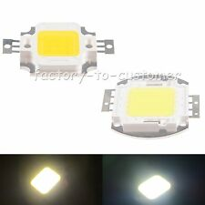 1/10Pcs 10W 20W 30W 50W Cool Warm White High Power SMD LED Lamp Flood Light Chip