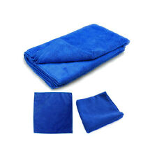 2/5/10 Pcs Cleaning Cloth Towel Auto Car Polishing Duster Wash Cloth Home