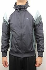 Puma Mens Seasonal Wind Jacket Black 565647 25 TL23181 NWT
