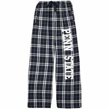 Penn State Nittany Lions Youth Plaid Flannel Pants - Navy