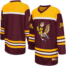 Minnesota Golden Gophers Colosseum Youth Hockey Jersey - Maroon - College