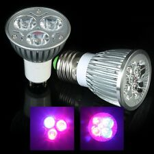 E27/GU10 6w/10w LED Plant Grow Light Bulb Flower Garden Hydroponic Plant Lamp