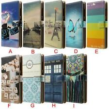 For Nokia Lumia 535 2015 Fashion Leather Wallet Magnetic Flip Stand Case Cover