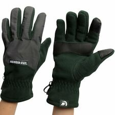 Michigan State Spartans Columbia Overlay Texting Gloves