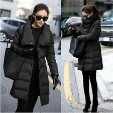 New Womens Thicken Plus Size Slim Fit Down Jacket Coat Parka Warm Outwears Size