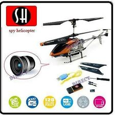 3CH Gyro SH 6030 C7 RC Helicopter with Camera & Video & 1GB SD Card NEW
