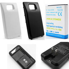 2450mAh 3800mAh Li-ion Polymer Internal Battery For Samsung Galaxy S2 II i9100