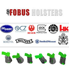 FOBUS Holster for Glock SIG S&W CZ Beretta H&K Springfield Taurus Walther Ruger