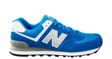 New Balance Mens sneakers 574 Varsity Blue Silver ML574VAW