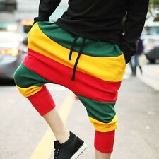 Women Fashion Stretch Colorful Harem Pants Loose Hip-Hop Trousers Lady Hot