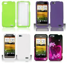 Hard Snap on Protector Cover Phone Case for HTC One V T320e / Primo