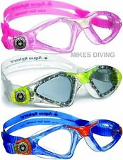 KAYENNE JUNIOR KIDS SWIMMING GOGGLES by Aqua Sphere - Choice of colour / lens
