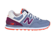 New Balance Womens 574 Sneakers Glacial Lavender/Berry/White WL574SLX