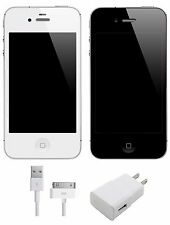 "Apple iPhone 4S A1387 3.5"" Retina 64GB Factory UNLOCKED Cell Phone"
